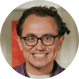 Gustavo Arellano is a writer featured in the exhibit My America: Immigrant and Refugee Writers Today