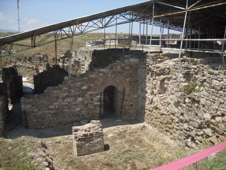 SAM 1004 - Stobi, the paradise of archeology