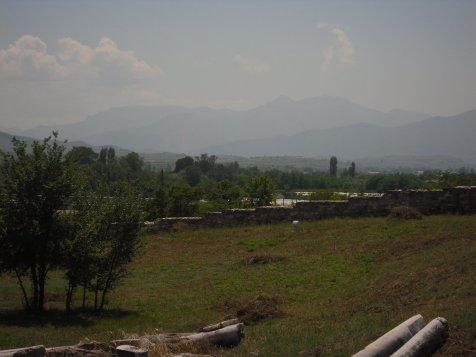 SAM 1040 - Stobi, the paradise of archeology