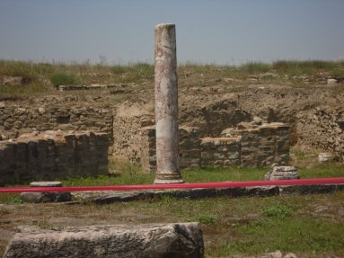 , Stobi, the paradise of archeology