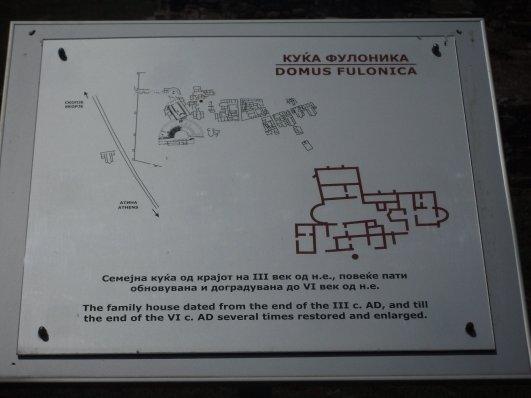 SAM 1058 - Stobi, the paradise of archeology