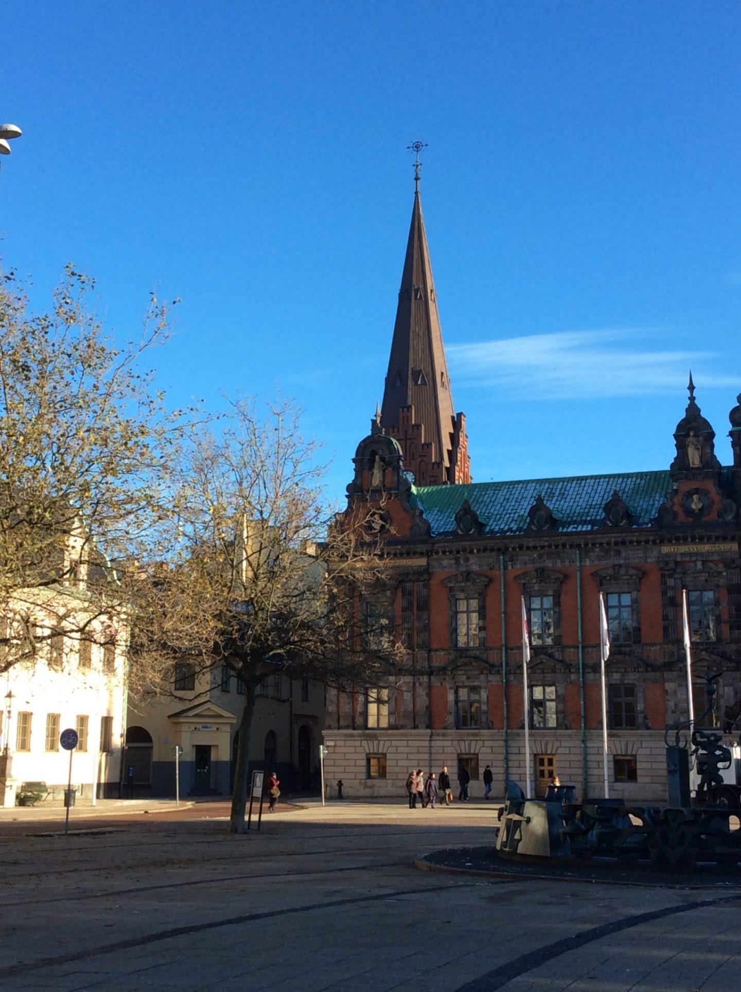 Malmö and the history, Malmö and the history