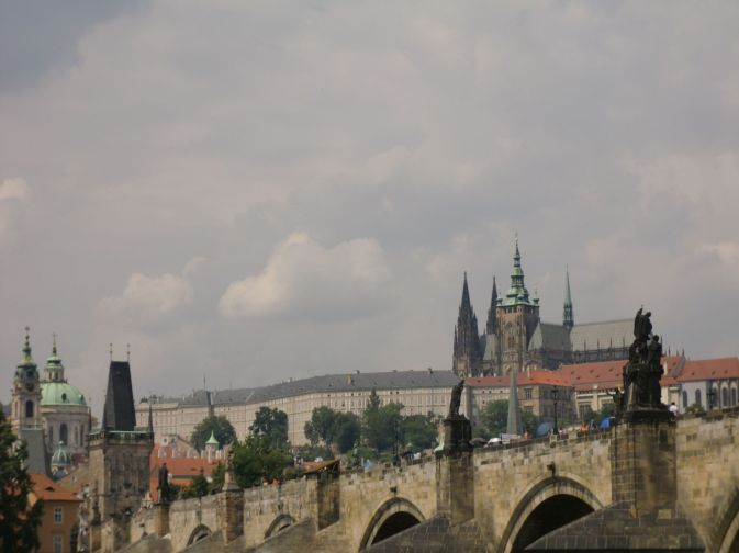 Prague 31 - Prague: city of a hundred spires