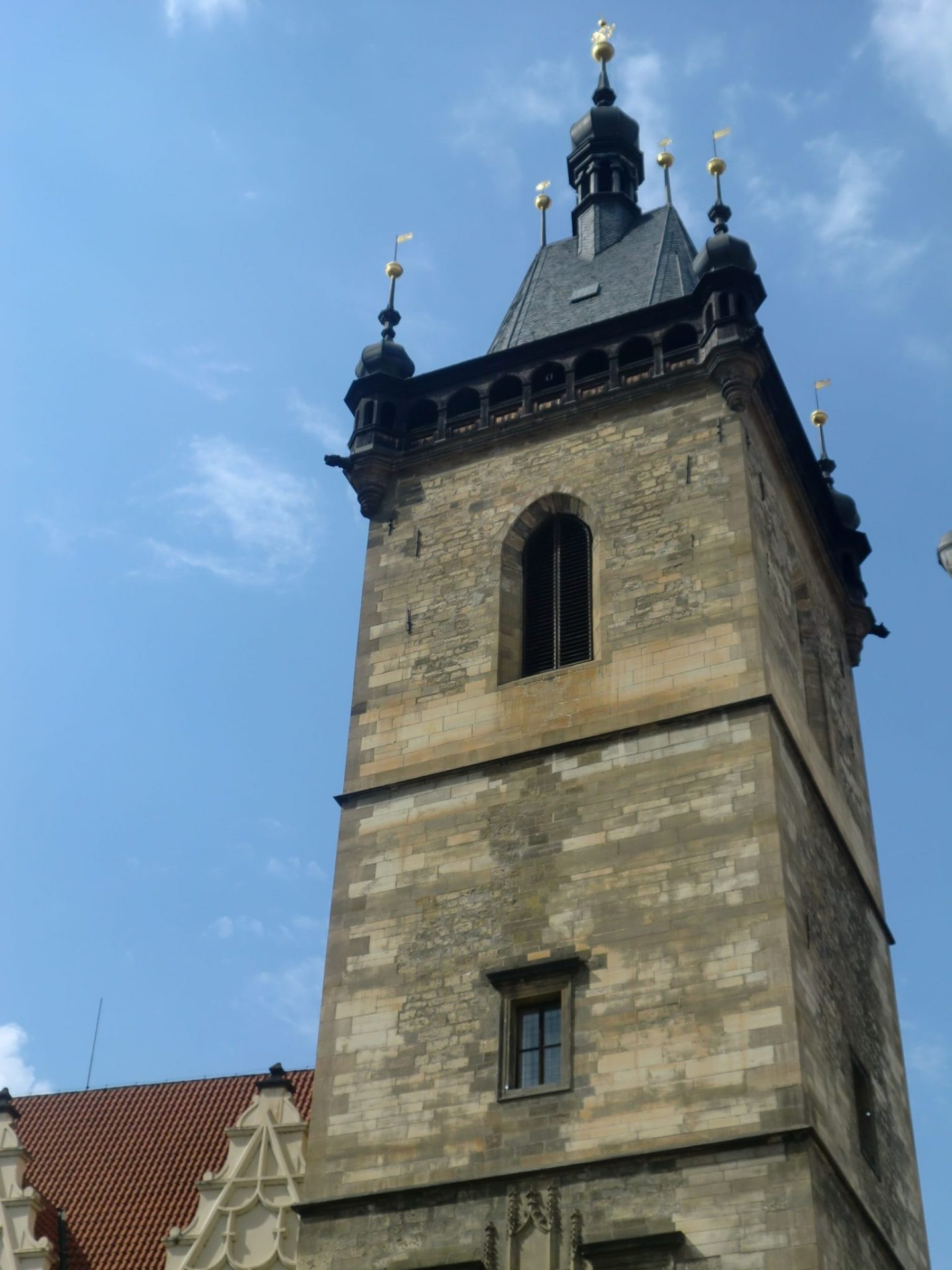 Prague - Prague: city of a hundred spires