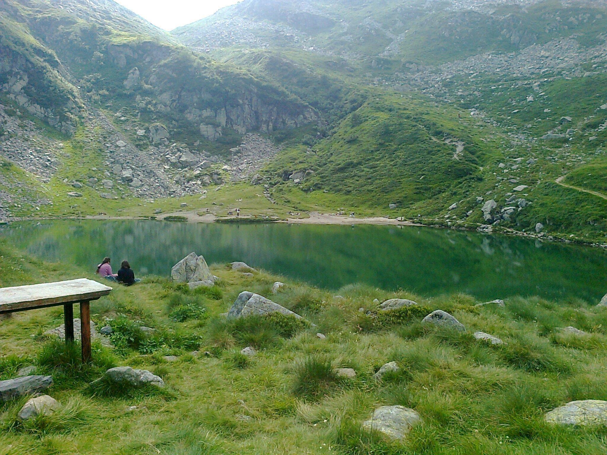 a lake in the mountains 7 1440x1080 - A lake in the mountains