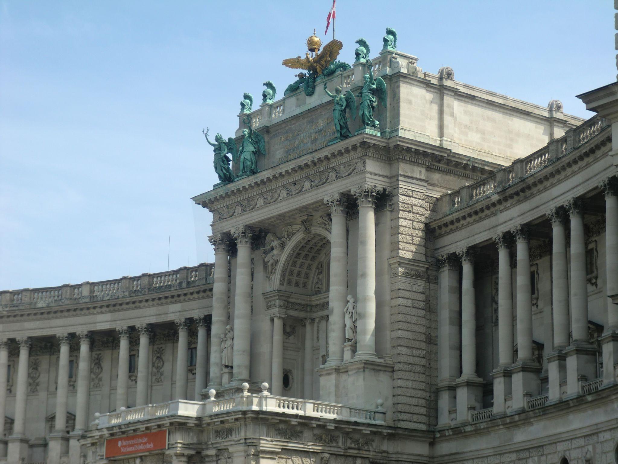 Vienna Hofburg 19 1440x1080 - Vienna: elegant beauty