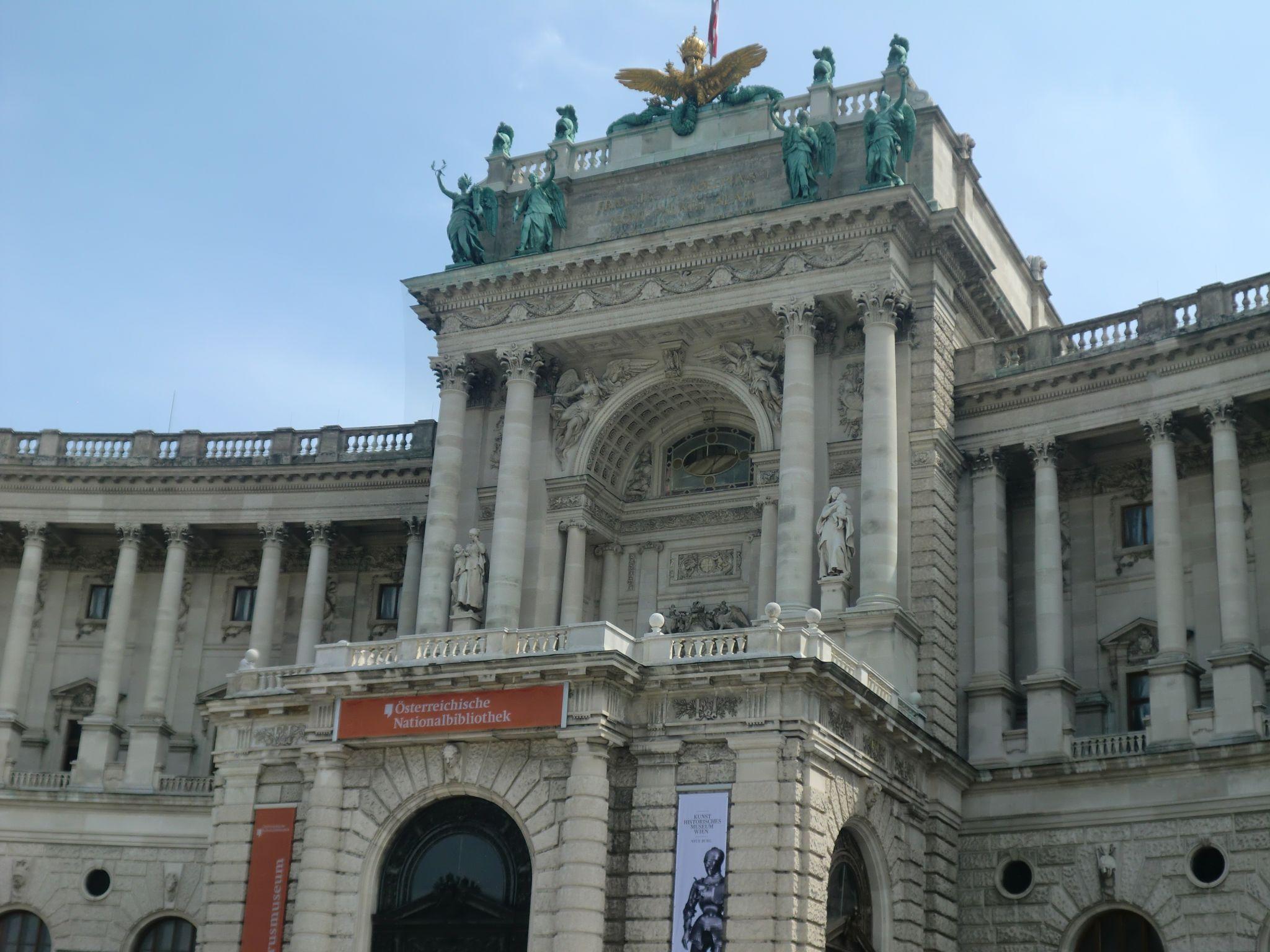 Vienna Hofburg 24 1440x1080 - Vienna: elegant beauty