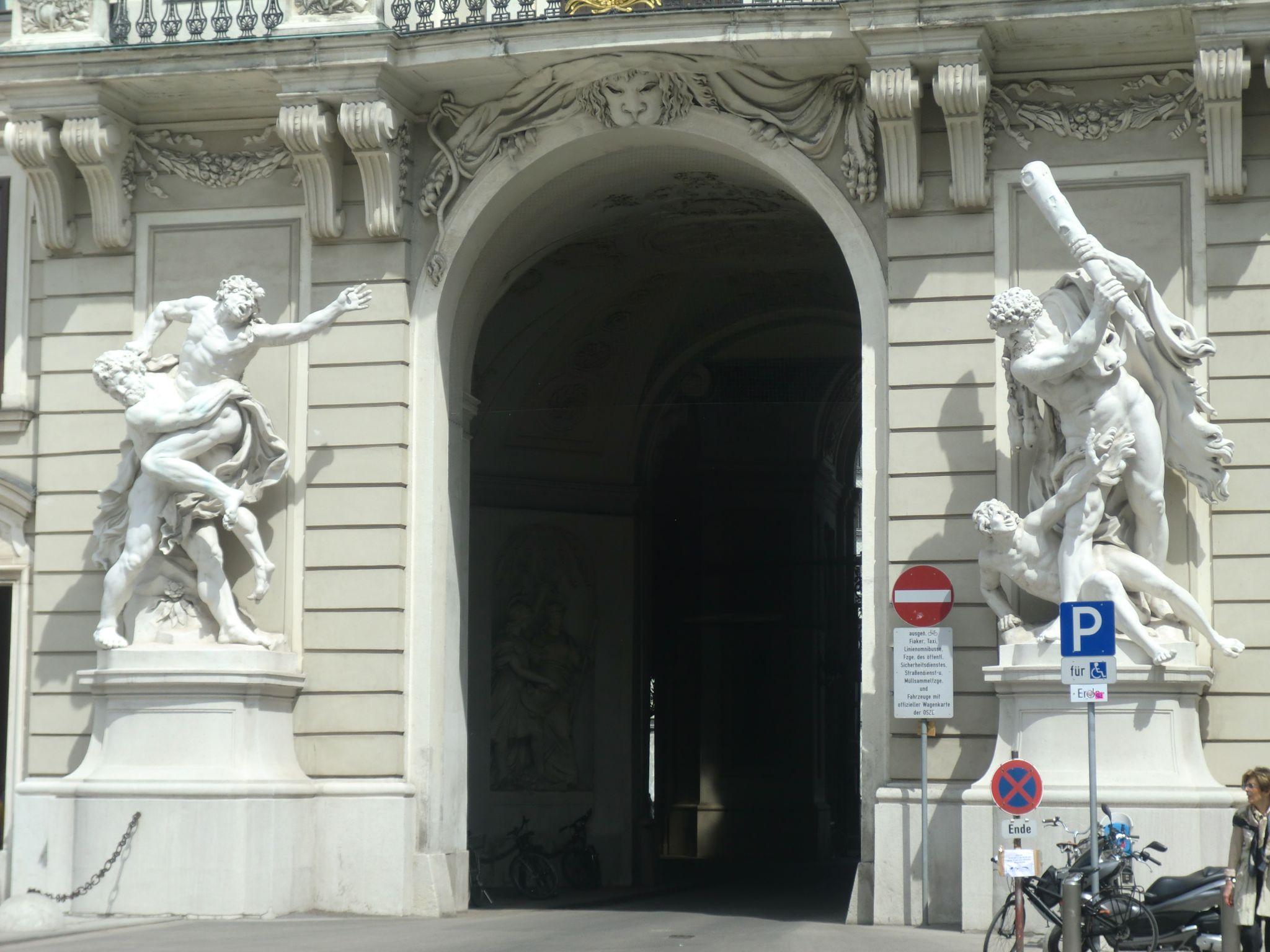 Vienna Hofburg 31 1440x1080 - Vienna: elegant beauty