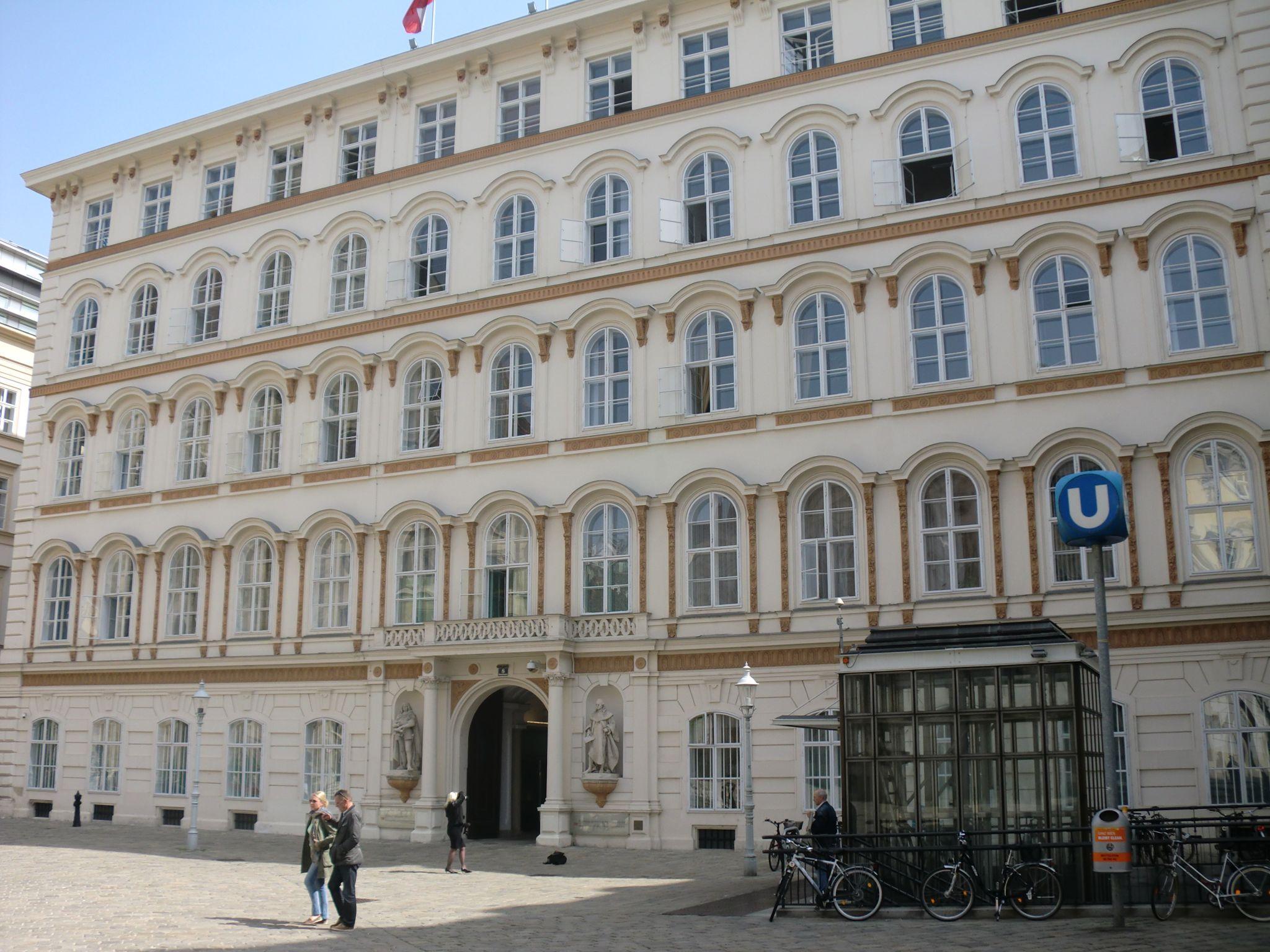 Vienna architecture 1 1440x1080 - Vienna: elegant beauty