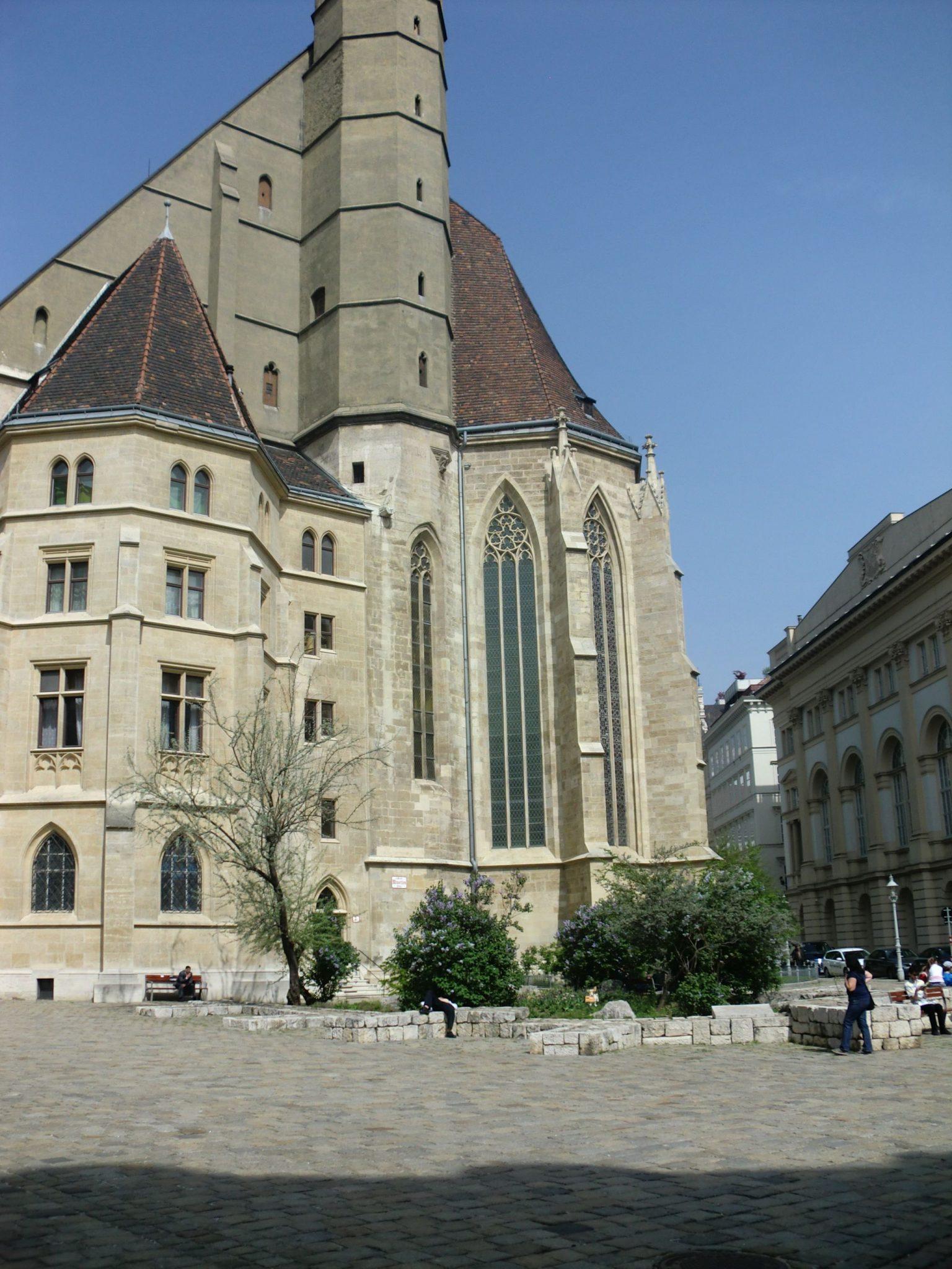 Vienna architecture 2 1440x1920 - Vienna: elegant beauty