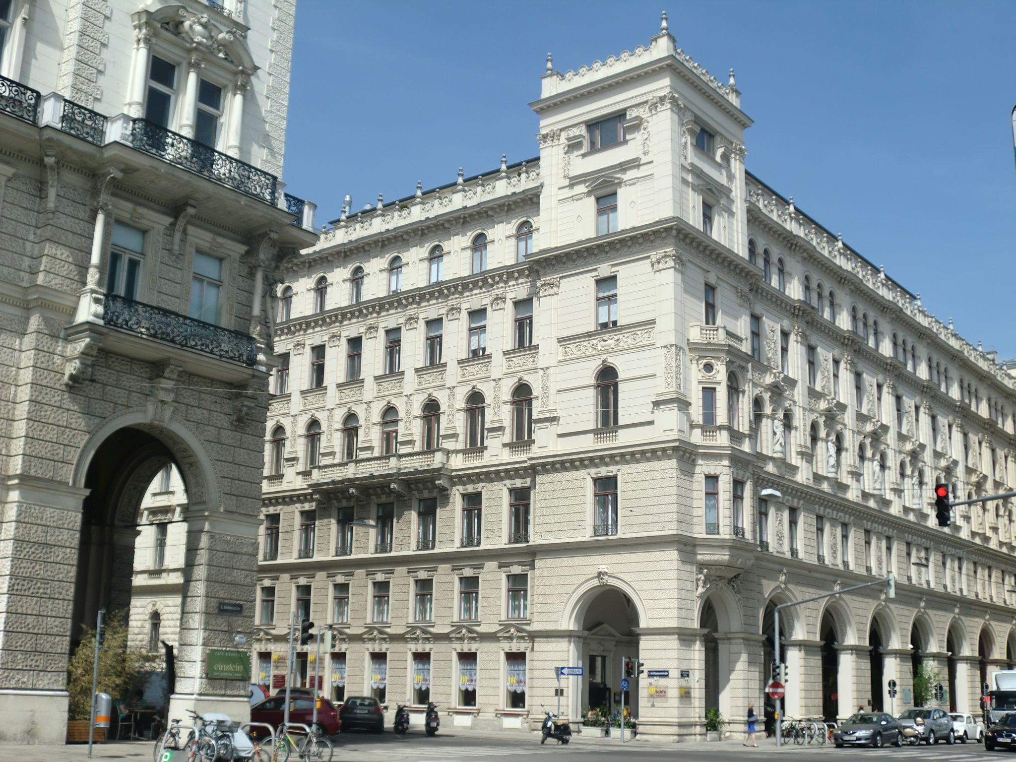 Vienna architecture 27 1440x1080 - Vienna: elegant beauty