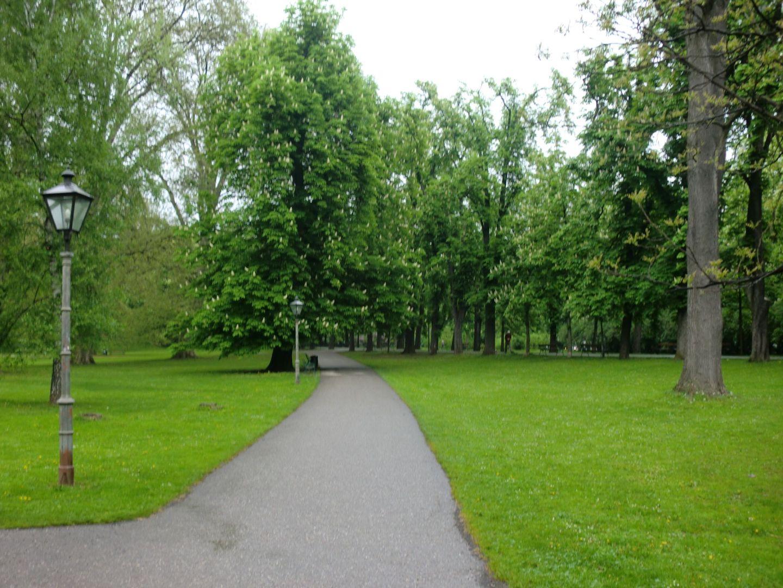 Graz park - Graz: tradition and modernity