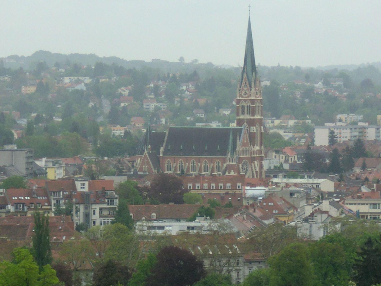Graz view 12 - Graz: tradition and modernity