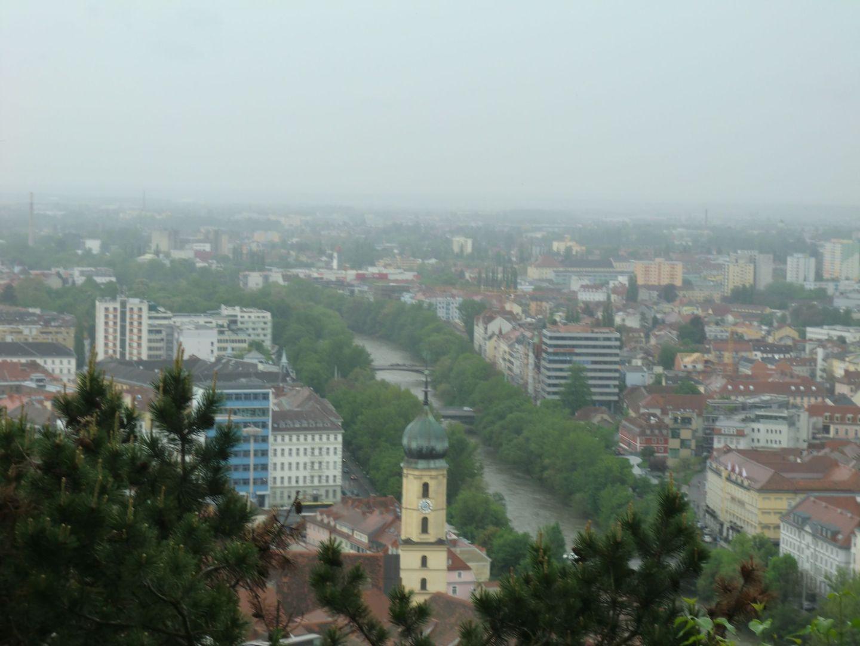 Graz view 14 - Graz: tradition and modernity
