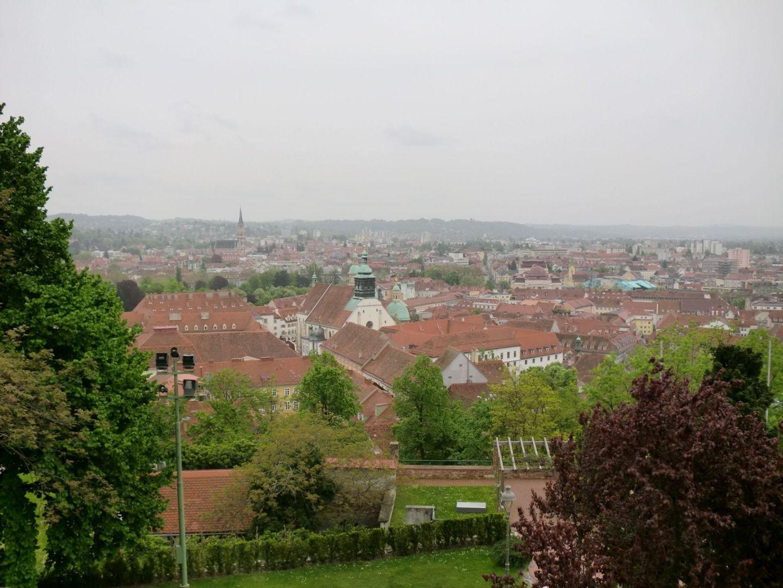 Graz view 9 - Graz: tradition and modernity