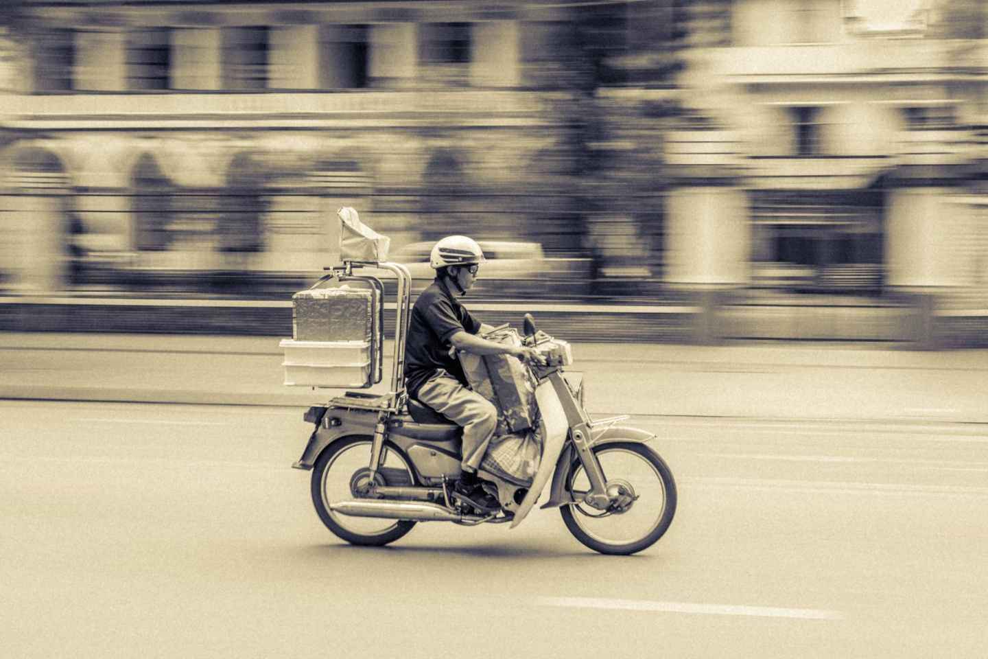 Food Delivery to earn extra money