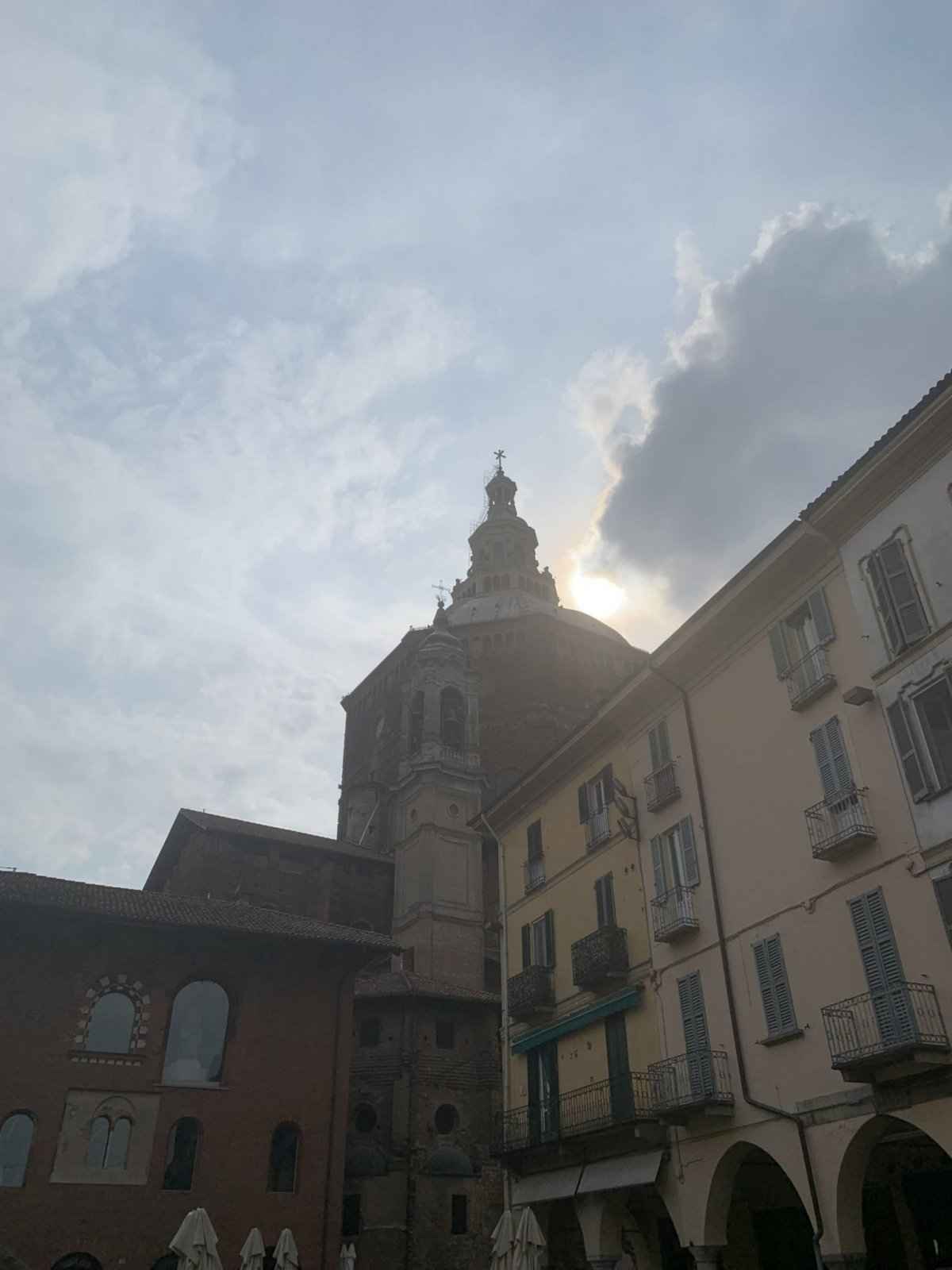 a day in Pavia