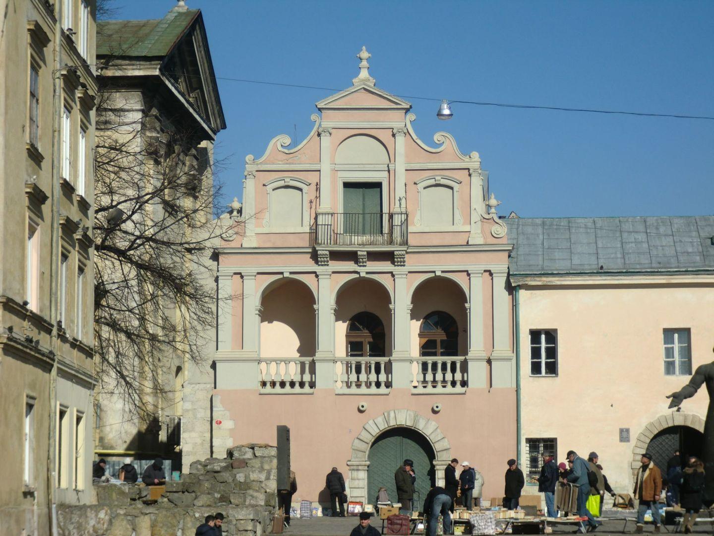 Lviv, the Ukrainian pearl