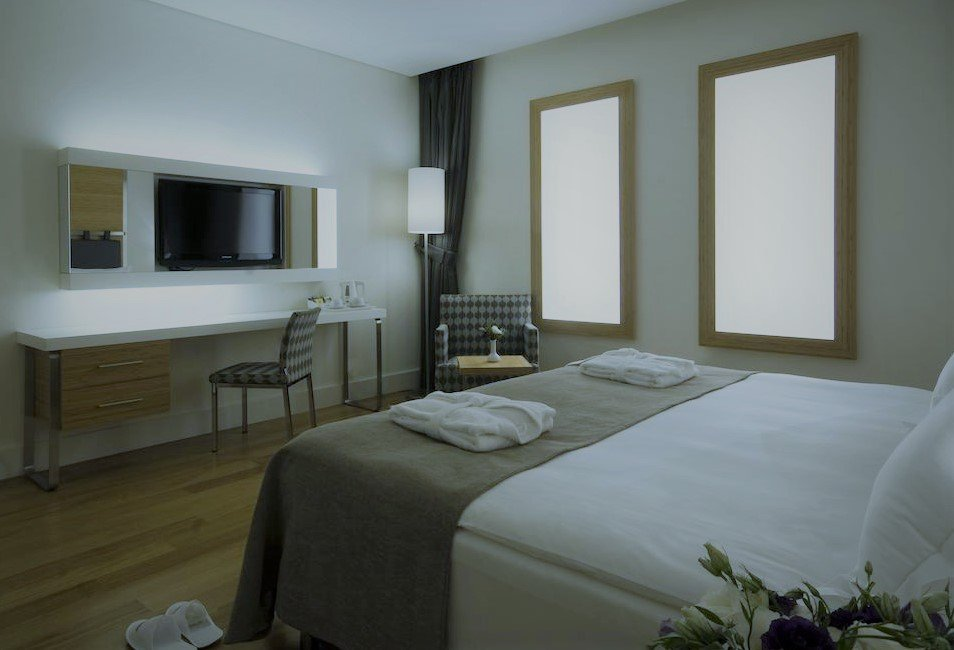 Spending the night in Istanbul Airport - Istanbul Airport Hotel