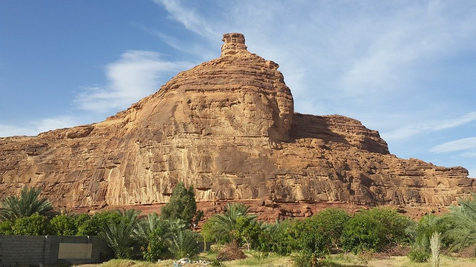 where to travel in 2020 saudi arabia