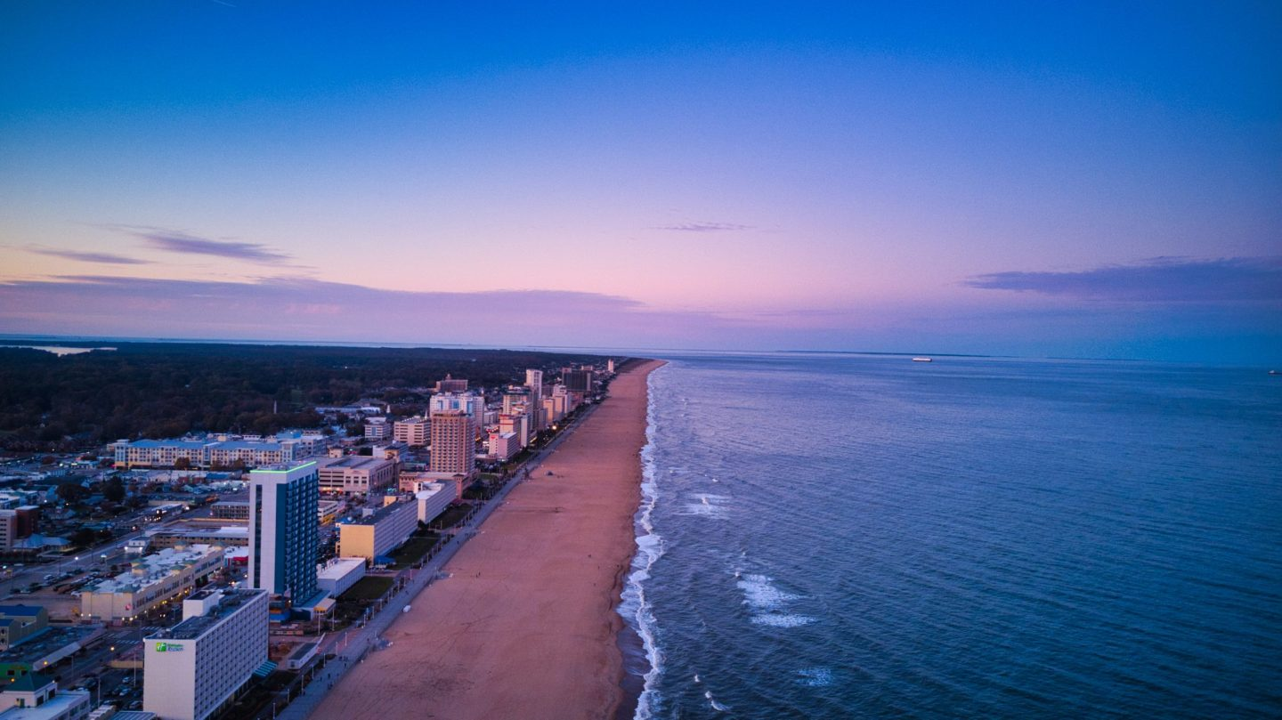 Valentine's Day getaways Virginia Beach