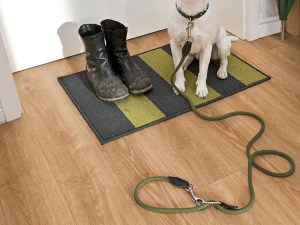 Eingang mit Project Floors Click Collection_PW4011