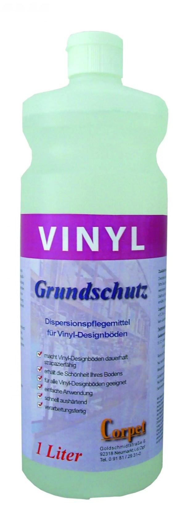Corpet Vinyl Grundschutz Pflegemittel