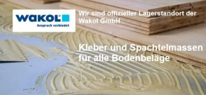Wakol Kleber und Spachtelmassen Lagerstandort