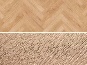 Vinylboden zum kleben im Fischgrät Design Project Floors Fischgrät PW1633HB