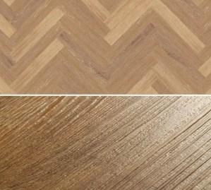Vinylboden zum kleben im Fischgrät Design Project Floors Fischgrät PW3615HB