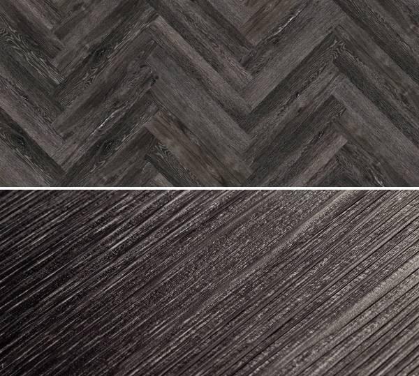 Vinylboden zum kleben im Fischgrät Design Project Floors Fischgrät PW3620HB