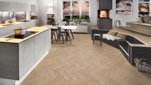 Raumbild Project Floors Chevron PW 3100FP