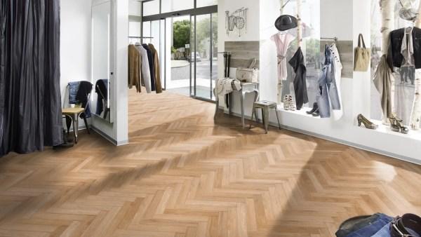 Raumbild Project Floors Fischgrät PW 1633