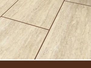 Boden mit Fugenprofil von Prroject Floors