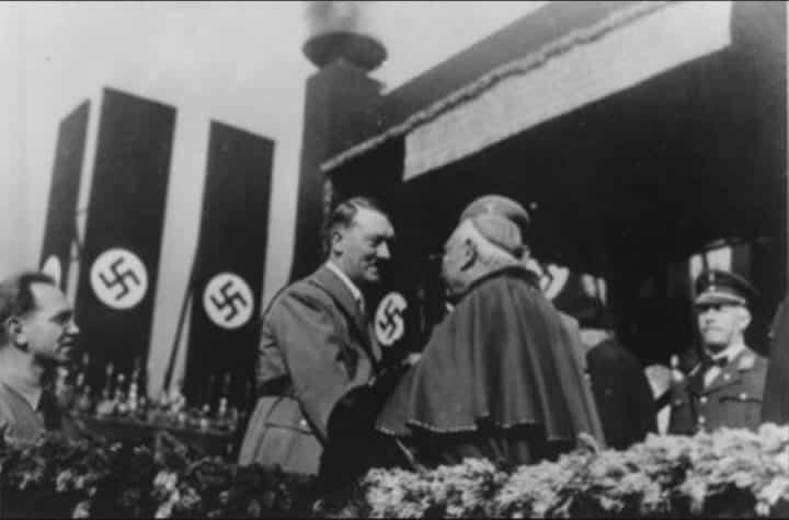 Гитлер и Ватикан