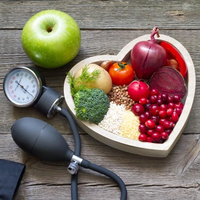 הבריאות קשורה במה אנחנו אוכלים
