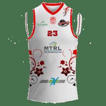 Maillot sublimé basket