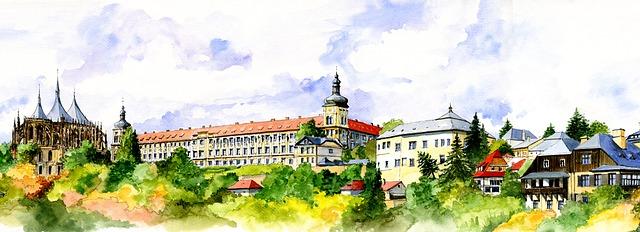 Общие сведения о Чехии