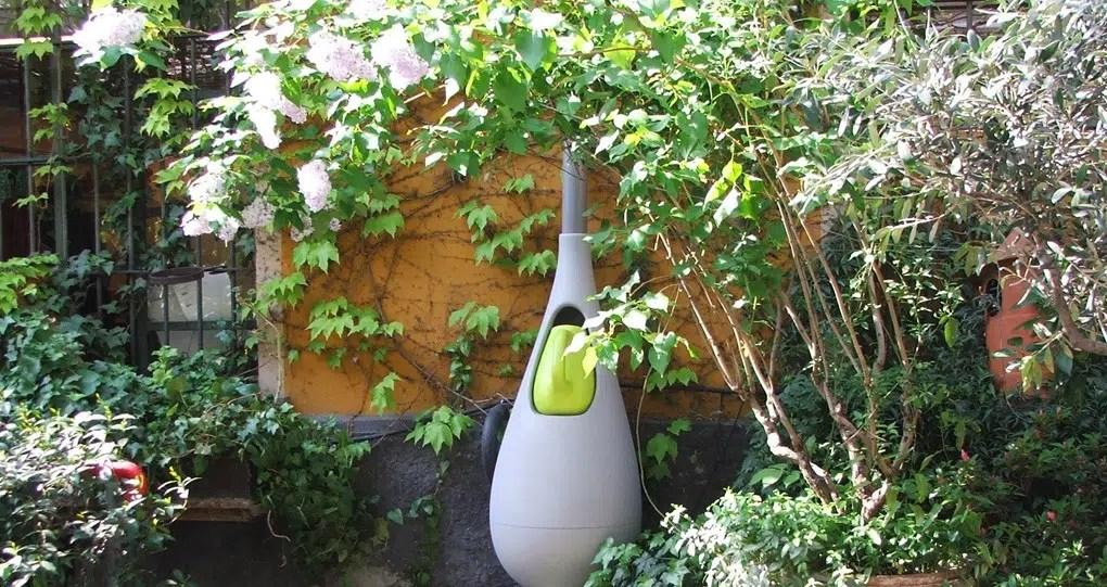 mon coup de c ur pour ce r cup rateur d eau de pluie design. Black Bedroom Furniture Sets. Home Design Ideas