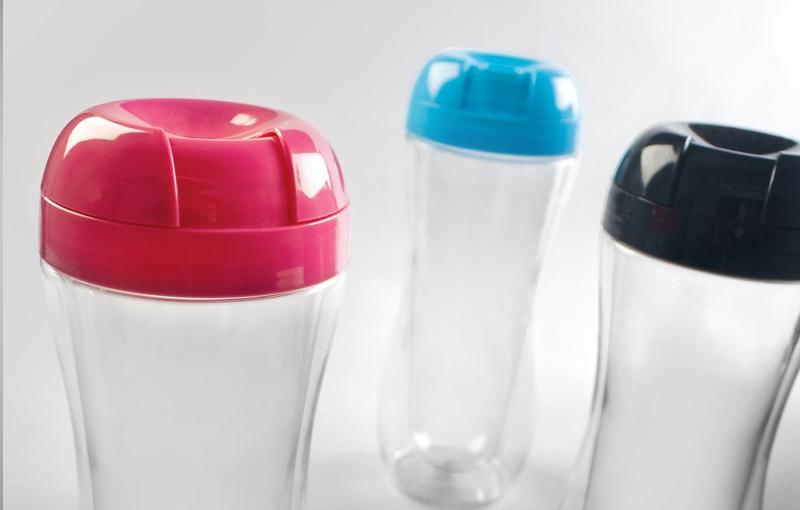Gourde sans BPA ou bisphénol-A de la marque Bobble