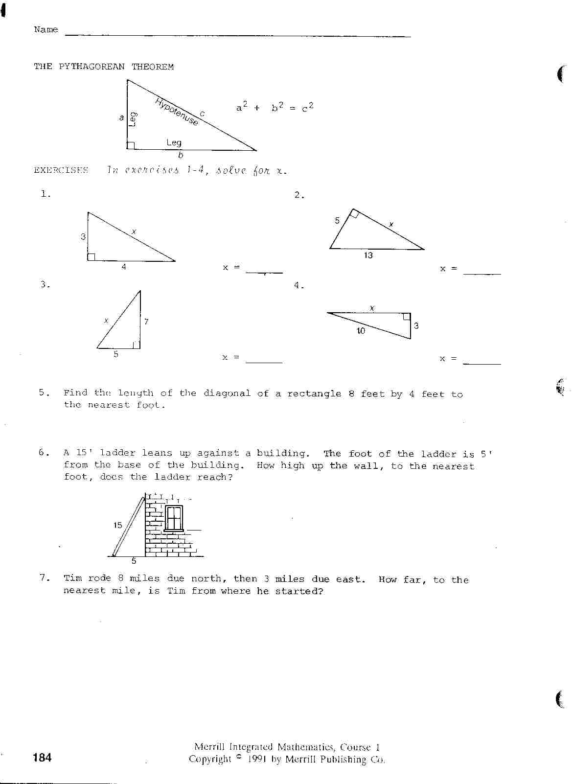 Worksheet Integrated Math 2 Worksheets Grass Fedjp