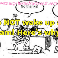Do NOT wake up at 5 am! Here's why.