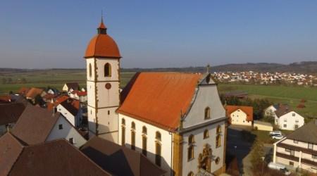 St. Mauritius Kirche Westhausen