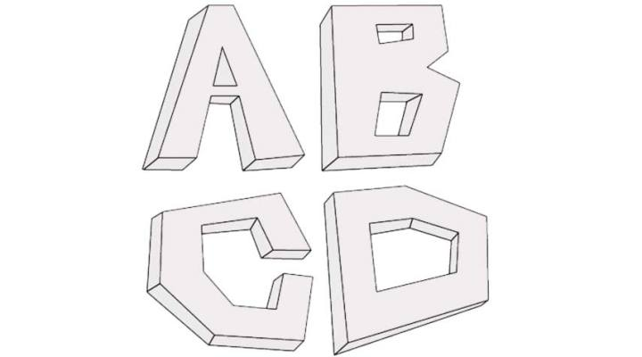how-to-draw-3d-letters_03
