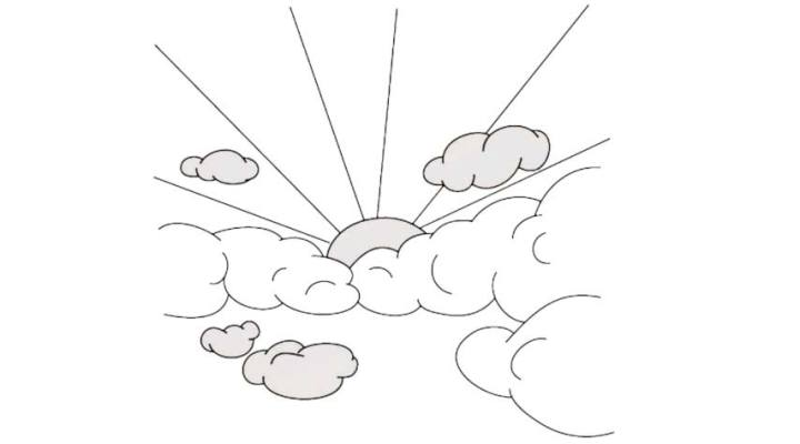 How to Draw Clouds- Images