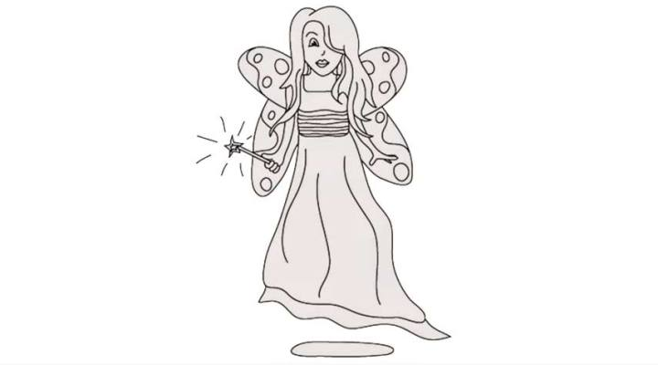 How to Draw Fairies – Images