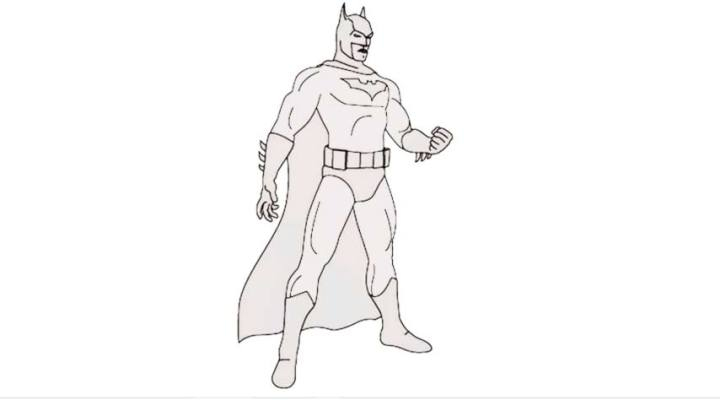How to Draw Superman – Images