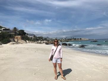 Clifton Beach - very similar to LaJolla Cove