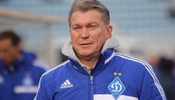 Легенды украинского футбола: Олег Блохин