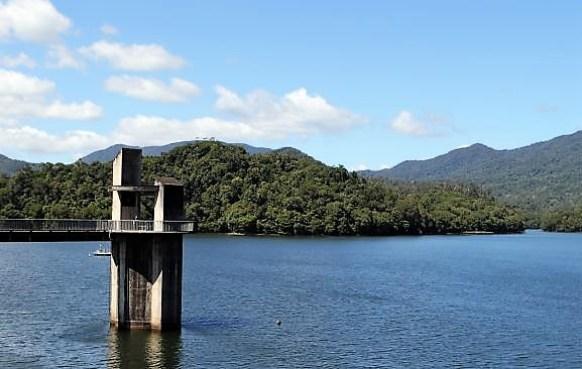 copperlode dam